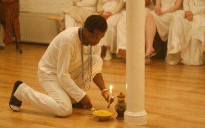 Ritual für Yemanjá